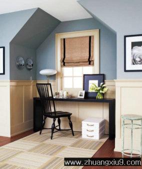 修风格,中式古典装修样板房,古典装修 效果图