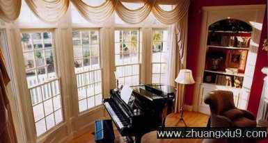 家庭室内装修设计图片之阳台装修图片:现代欧式阳台实景图