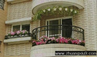 家庭室内装修设计图片之阳台装修图片:阳台装修图片效果图,