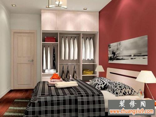热门最新整体衣柜设计效果图欣赏 卧室衣柜,衣柜效果图