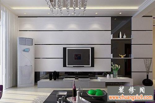 2013家装客厅电视墙效果图,打造舒适温馨家庭客厅装饰设计图片分享
