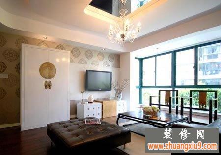 新中国风 中式古韵居全装修室内效果图片欣赏4