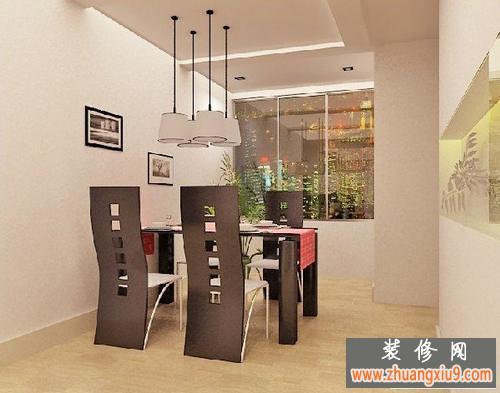 现代风格餐厅装修效果图大全2013图片缔造现实版