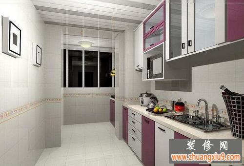 代靓丽厨房装修效果图大全2013图片打造亮简约时尚家居生活